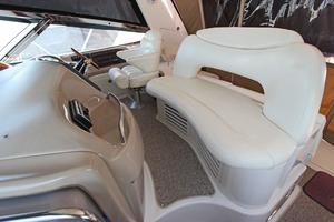 46' Sea Ray 460 Sundancer 2003 Large Companion Bench Seat