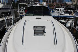 46' Sea Ray 460 Sundancer 2003 Looking Aft From Bow Pulpit