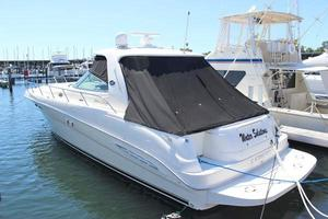 46' Sea Ray 460 Sundancer 2003 Aft Port Side View