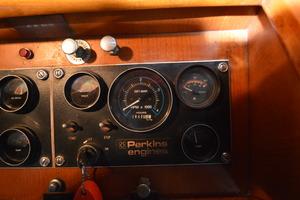 50' Marine Trader 50' Trawler 1981 1981 Marine Trader 50' Trawler, stbd engine hour meter