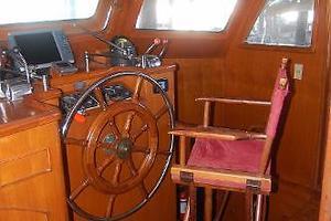 50' Marine Trader 50' Trawler 1981 1981 Marine Trader 50' Trawler, helm seat