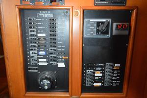50' Marine Trader 50' Trawler 1981 1981 Marine Trader 50' Trawler, AC/DC breaker panel