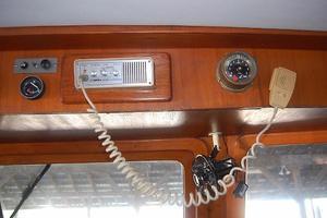 50' Marine Trader 50' Trawler 1981 1981 Marine Trader 50' Trawler, overhead console