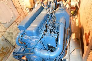 50' Marine Trader 50' Trawler 1981 1981 Marine Trader 50' Trawler, stbd enigne, Generator in the rear