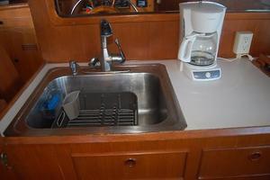 50' Marine Trader 50' Trawler 1981 1981 Marine Trader 50' Trawler, stainless sink