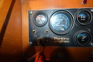 50' Marine Trader 50' Trawler 1981 1981 Marine Trader 50' Trawler, port engine hour meter