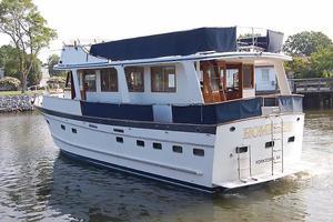 50' Marine Trader 50' Trawler 1981 1981 Marine Trader 50' Trawler, port stern