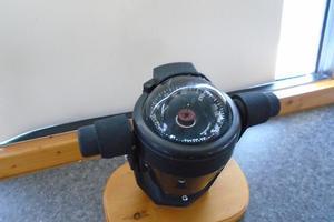 45' Bruce Roberts Waverunner 2003 compass.JPG