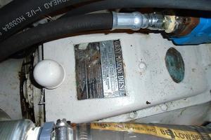 45' Bruce Roberts Waverunner 2003 Engine Spec Plate.JPG