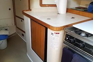 42' Catalina MkII 2001 2001 Catalina 42 Samba Galley and additional storage aft 063017.jpg