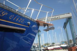 36' Soverel 36-2 Cb Sloop Updated 1982 Anchor and Bow Pulpit