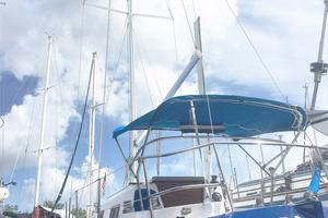 36' Soverel 36-2 Cb Sloop Updated 1982 New Paint