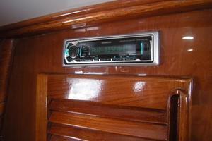 36' Soverel 36-2 Cb Sloop Updated 1982 Kenwood Stereo with 4 Memphis Marine Speakers