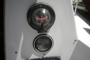 36' Soverel 36-2 Cb Sloop Updated 1982 Second Compass and Speedometer