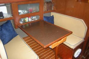 36' Soverel 36-2 Cb Sloop Updated 1982 Comfortable Seating