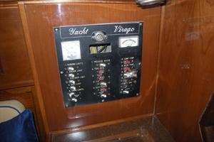 36' Soverel 36-2 Cb Sloop Updated 1982 Accessory Panel