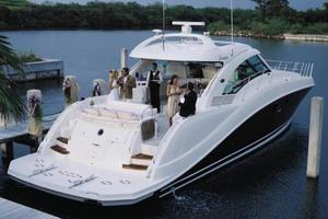 55' Sea Ray 55 Sundancer 2008 Manufacturer Provided Image