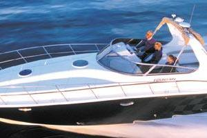 38' Fountain 38 Express Cruiser 2002 Manufacturer Provided Image