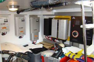 58' Hampton 580 Pilothouse 2008 Lazarettee III