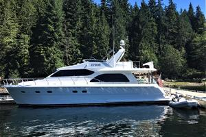 58' Hampton 580 Pilothouse 2008 Toba Wilderness