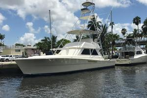 48' Viking Boats 48 convertible 1990