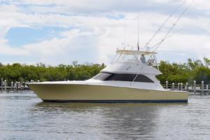 52' Viking 52 Convertible 2002 Double Eagle Profile