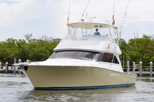 52' Viking 52 Convertible 2002