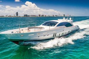 is a Tecnomar 120 Yacht For Sale in Miami--1