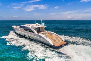 is a Tecnomar 120 Yacht For Sale in Miami--4