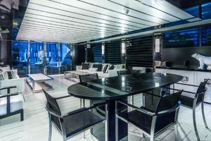 is a Tecnomar 120 Yacht For Sale in Miami--26