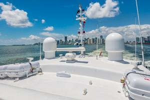 is a Tecnomar 120 Yacht For Sale in Miami--40