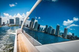 is a Tecnomar 120 Yacht For Sale in Miami--34