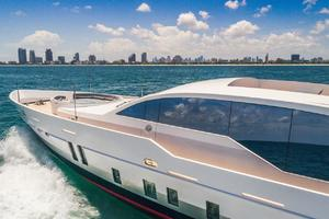 is a Tecnomar 120 Yacht For Sale in Miami--5