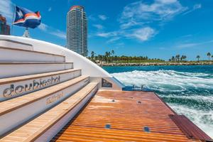 is a Tecnomar 120 Yacht For Sale in Miami--47