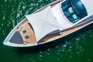 is a Tecnomar 120 Yacht For Sale in Miami--7
