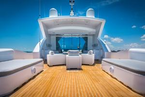 is a Tecnomar 120 Yacht For Sale in Miami--43