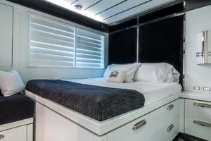 is a Tecnomar 120 Yacht For Sale in Miami--11