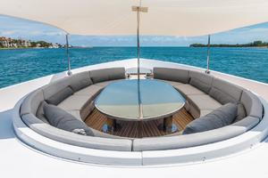 is a Tecnomar 120 Yacht For Sale in Miami--51