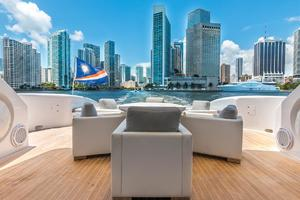 is a Tecnomar 120 Yacht For Sale in Miami--32