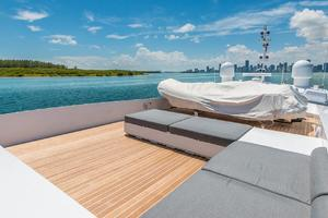 is a Tecnomar 120 Yacht For Sale in Miami--57
