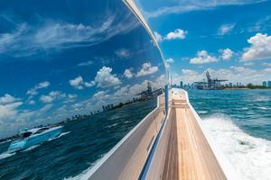 is a Tecnomar 120 Yacht For Sale in Miami--48