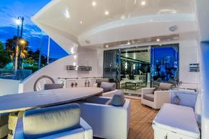 is a Tecnomar 120 Yacht For Sale in Miami--29