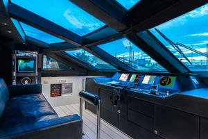 is a Tecnomar 120 Yacht For Sale in Miami--25