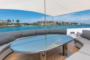 is a Tecnomar 120 Yacht For Sale in Miami--52