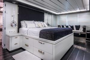 is a Tecnomar 120 Yacht For Sale in Miami--62