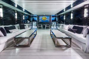 is a Tecnomar 120 Yacht For Sale in Miami--30