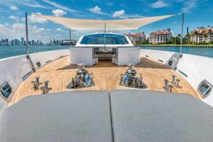 is a Tecnomar 120 Yacht For Sale in Miami--49
