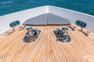 is a Tecnomar 120 Yacht For Sale in Miami--54