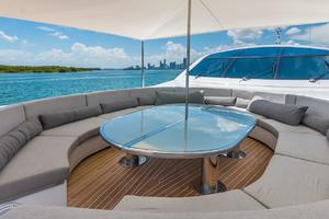 is a Tecnomar 120 Yacht For Sale in Miami--55