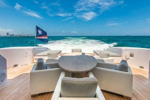 is a Tecnomar 120 Yacht For Sale in Miami--41